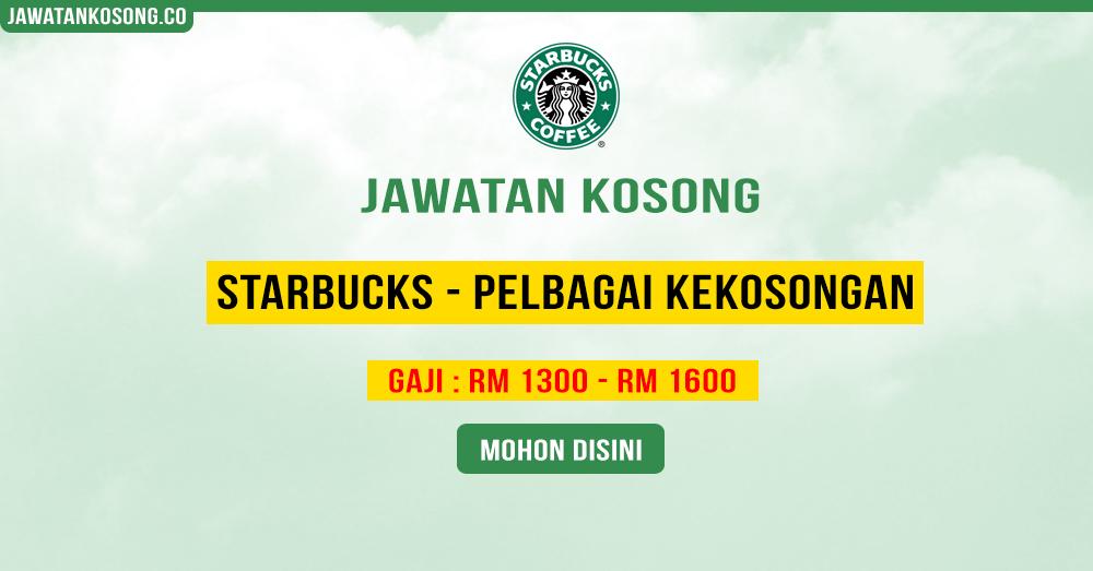 Jawatan Kosong Starbucks — mobile