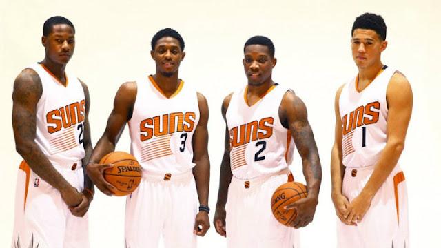Les Suns devraient connaitre une nouvelle saison difficile en 2016-17