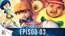 Boboiboy Galaxy Episode 3 - Kembara Planet Gurunda