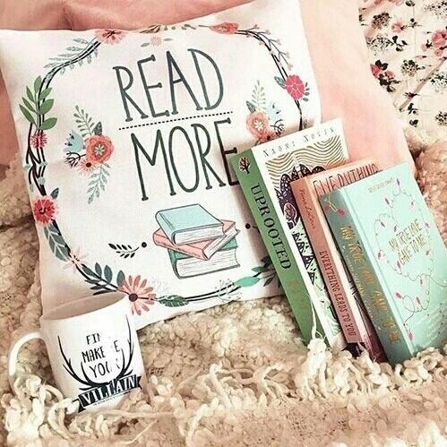 coloque as leituras em dia
