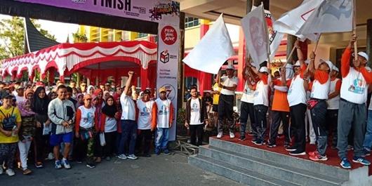 Gubernur Irwan Ajak Masyarakat Gunakan Hak Pilih Pada 17 April