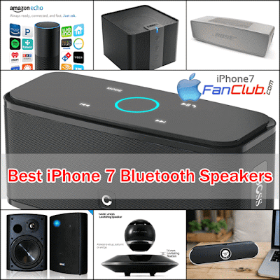 Top 13 Best iPhone 7 Bluetooth Speakers With Extra Bass Sound