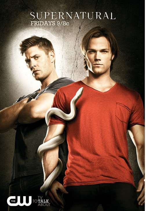 Supernatural Season 1- 7 Complete x264 480p 150MB MKV