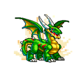 Haut Dragon Haute résolution