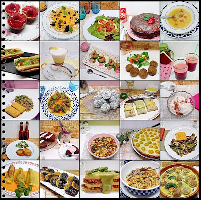 Pequeño Resumen de las Recetas Veganas Publicadas en 2016