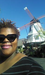 solvang windmill, dutch town, santa barbara