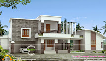 Kerala Home Design And Floor Plans Contemporary 290