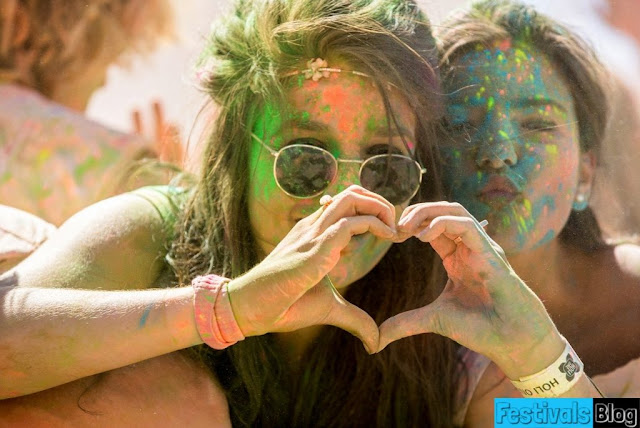 Happy Holi Images For Profile