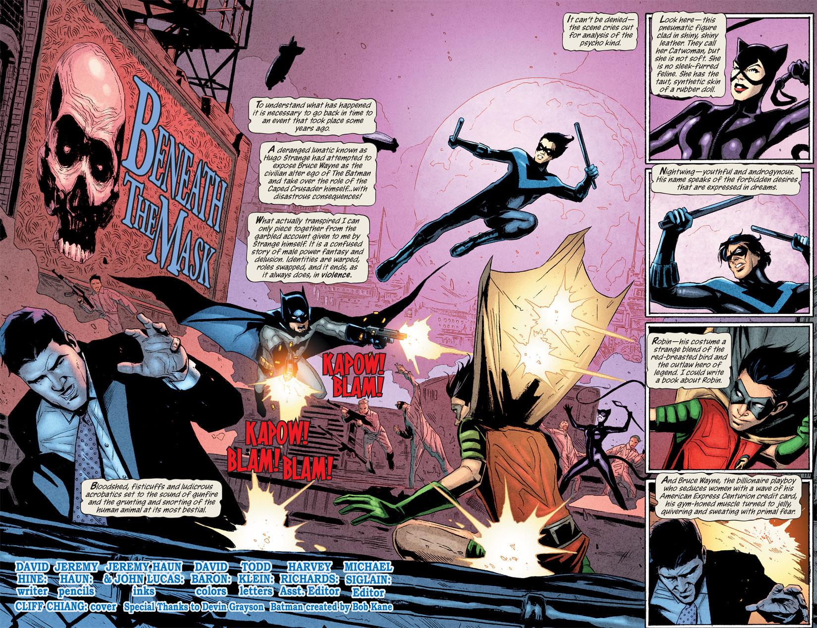 Detective Comics (1937) 864 Page 2