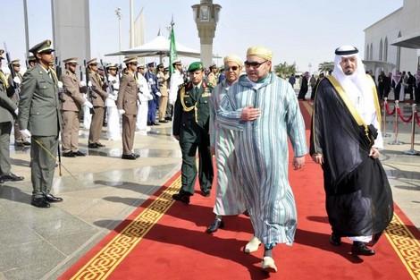 المغرب يؤكد مساندة السعودية في الدفاع عن الحرمين الشريفين
