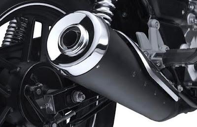 Bajaj V 12 Motorcycle Silencer