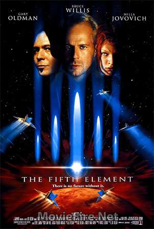 The Fifth Element (1997) 1080p