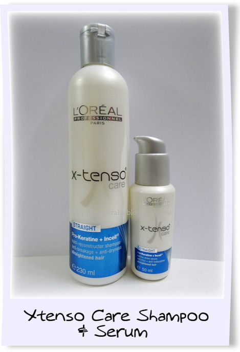 Just Norahs: L\u2019OREAL Professionnel: ProKeratin Care SHINE BOND Service @Cu\u002639;s \u0026 Do\u002639;s