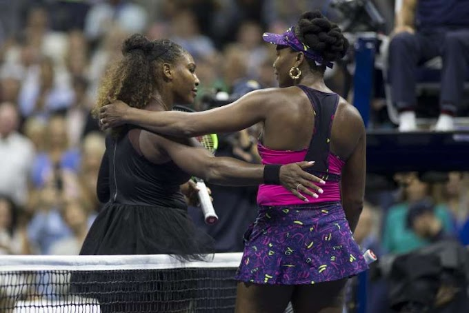 Serena Williams ruthlessly defeats her sister, Venus at the US Open