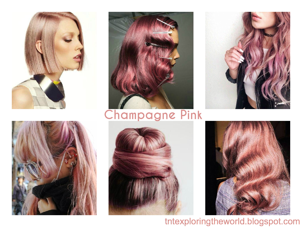 Tall And Tiny Exploring The World 50 Shades Of Pink Pink Hair