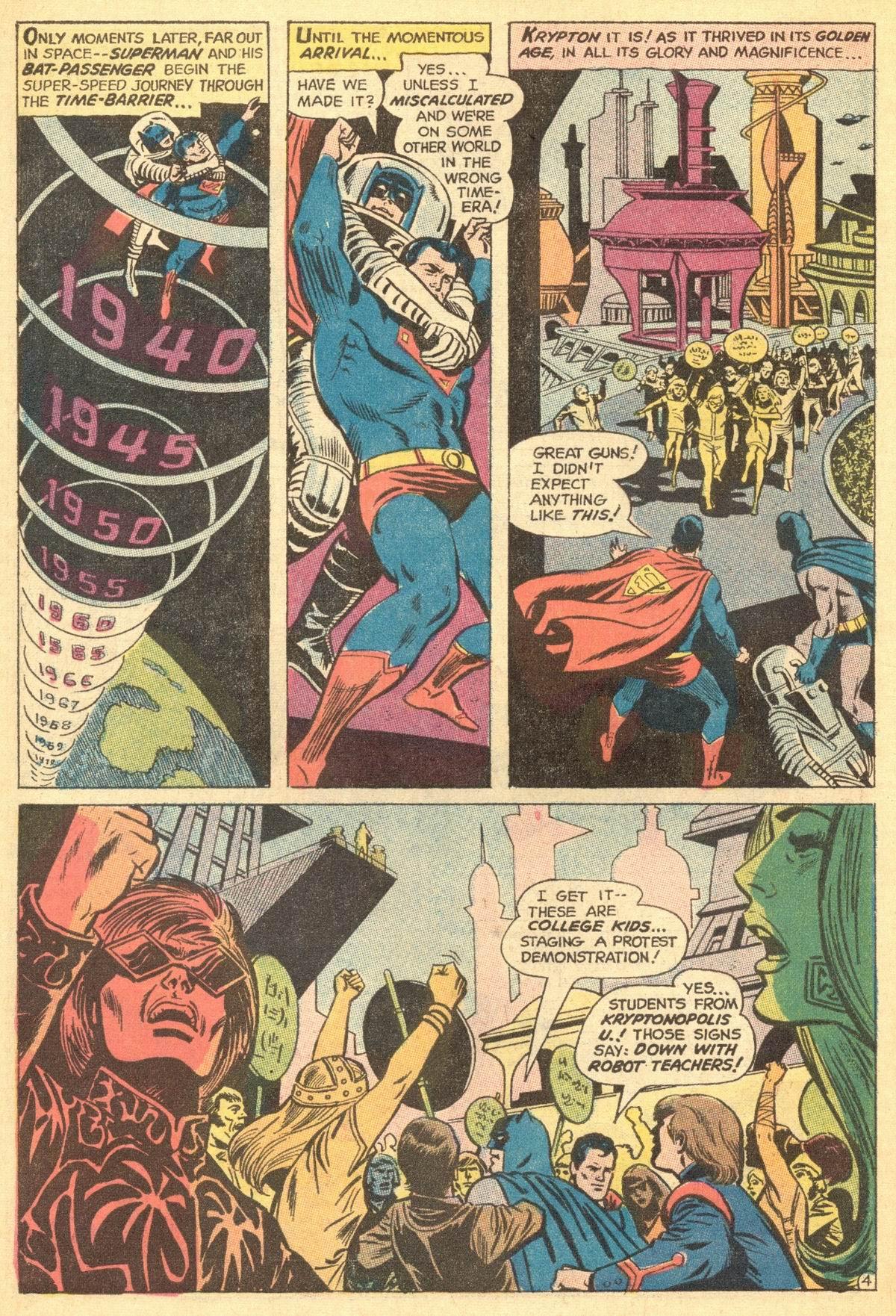 Read online World's Finest Comics comic -  Issue #191 - 6