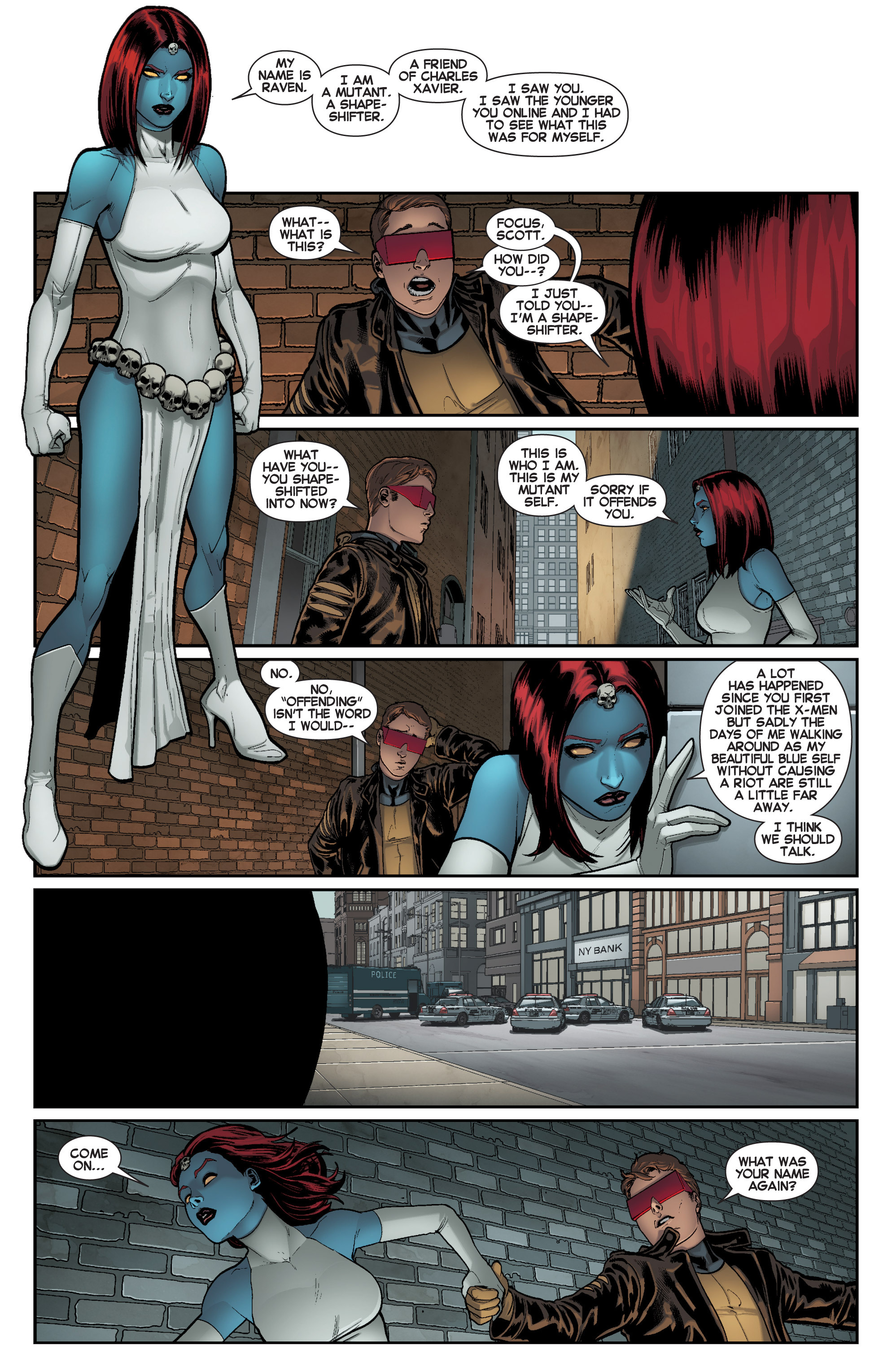 Read online All-New X-Men (2013) comic -  Issue # _Special - Here To Stay - 32