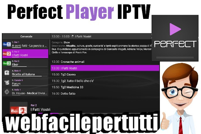 Perfect Player IPTV App Archives