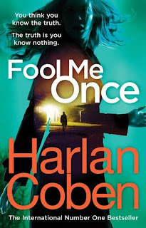 Fool Me Once by Harlan Coben book cover
