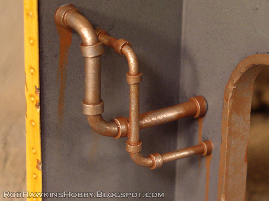rob hawkins hobby terrain tutorial pipes. Black Bedroom Furniture Sets. Home Design Ideas