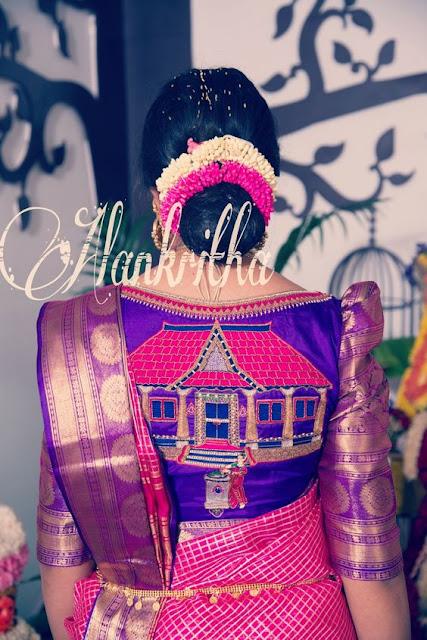 16 Unique beautiful Blouse Designs For Wedding