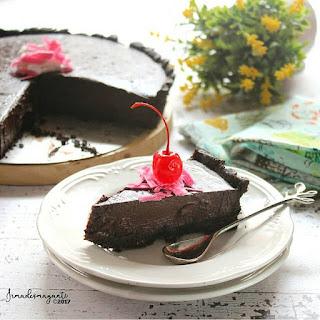 Ide Resep Kue Chocolate Ganache Tarts