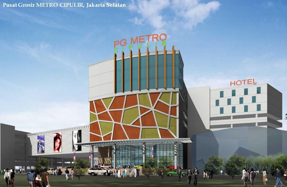 Pusat Grosir Metro Cipulir