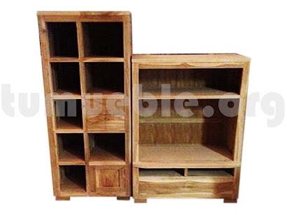 mueble modular tv teca 4114