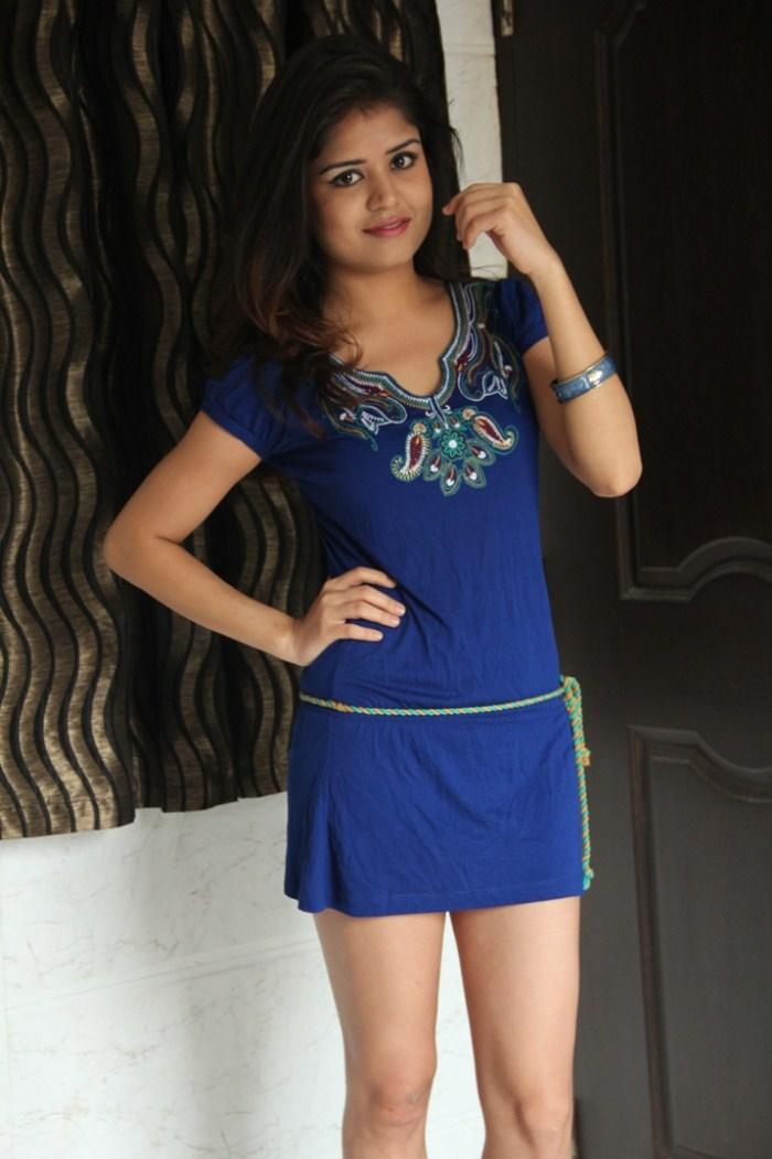 Ranjana Mishra Hot In Transparent Top Latest Photo Shoot -8321