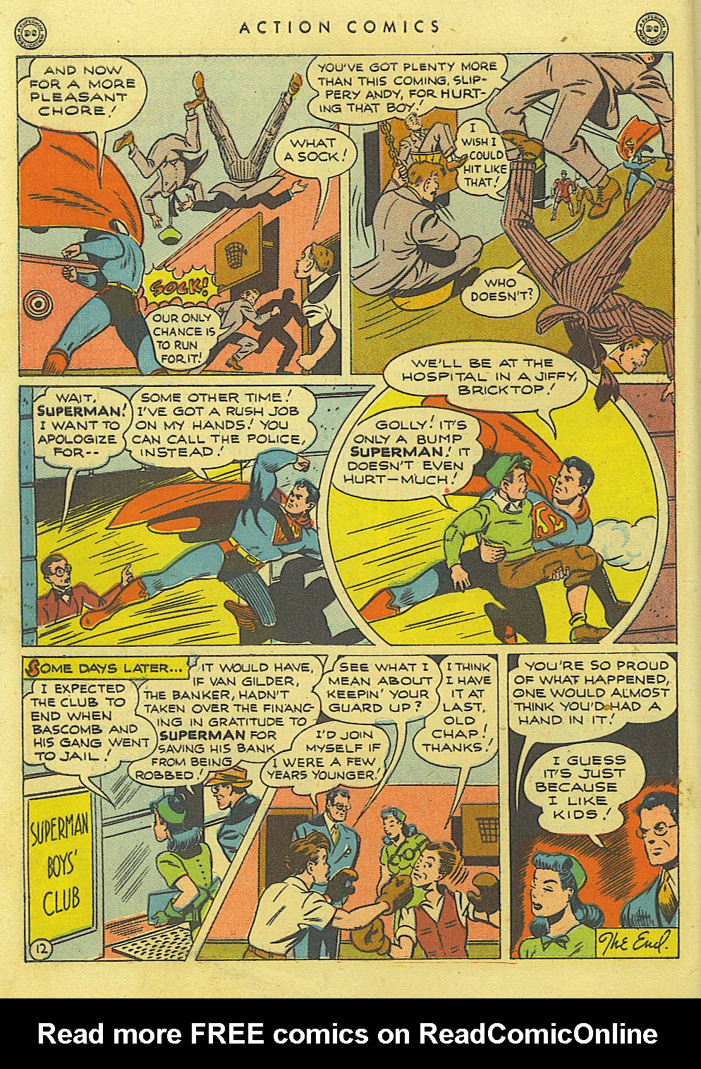 Read online Action Comics (1938) comic -  Issue #89 - 14
