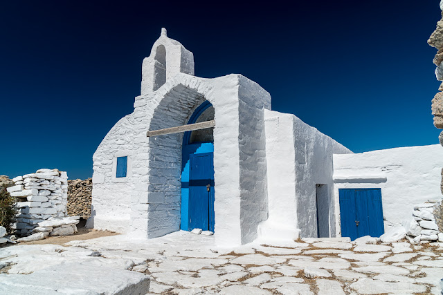 Kastri-Autour de Vroutsi-Amorgos-Cyclades
