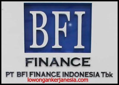 lowongankerjanesia.com PT BFI Finance