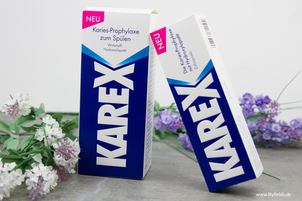 Karex  Die Karies-Prophylaxe mit Hydroxylapatit