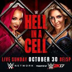 Tonight Hell In A Cell Match List.