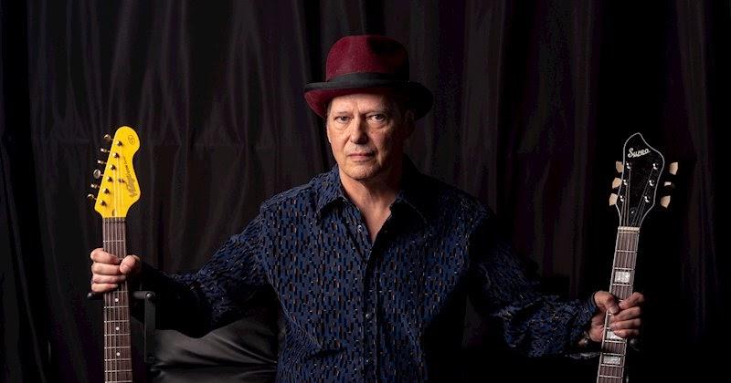 Interviewing The Legends Richard Lloyd Guitarist