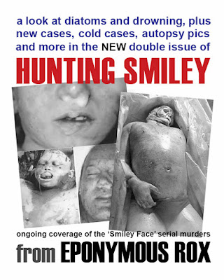 follow developments in THE CASE OF THE DROWNING MEN with 'HUNTING SMILEY'