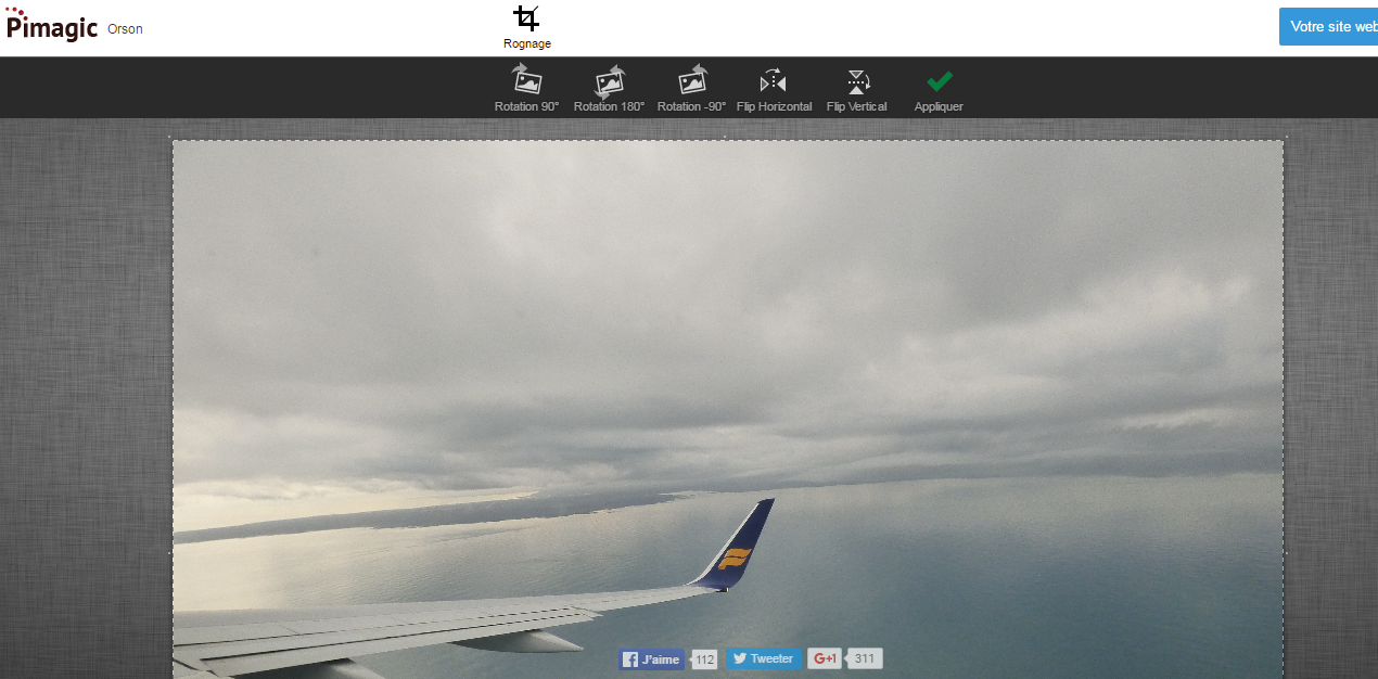 My Travel Background : 3 logiciels pour retoucher rapidement ses photos en ligne - Pimagic
