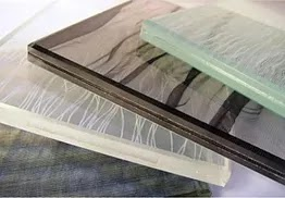 Fabric laminated in glass , we provide custom desig to interior designers,decorators and architects and contractors in the tri-state area.
