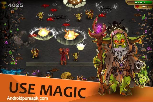 Goblins: Dungeon Defense Apk