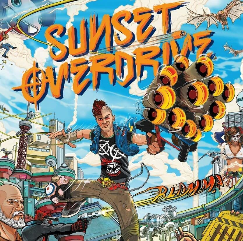 Former Xbox One Exclusive 'Sunset Overdrive' Is Now Available On Steam