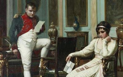 513.000 ευρώ για τρεις ερωτικές επιστολές του Ναπολέοντα