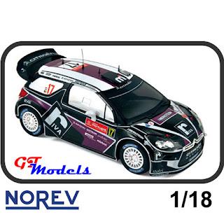 Citroen DS3 WRC - Peter van Merksteijn Jr