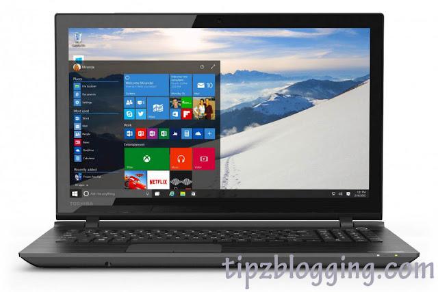 Harga Laptop/Notebook Toshiba Satellite Keluaran Terbaru 2017