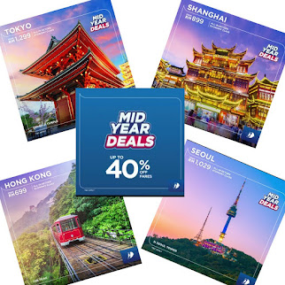 MALAYSIA AIRLINES DEALS
