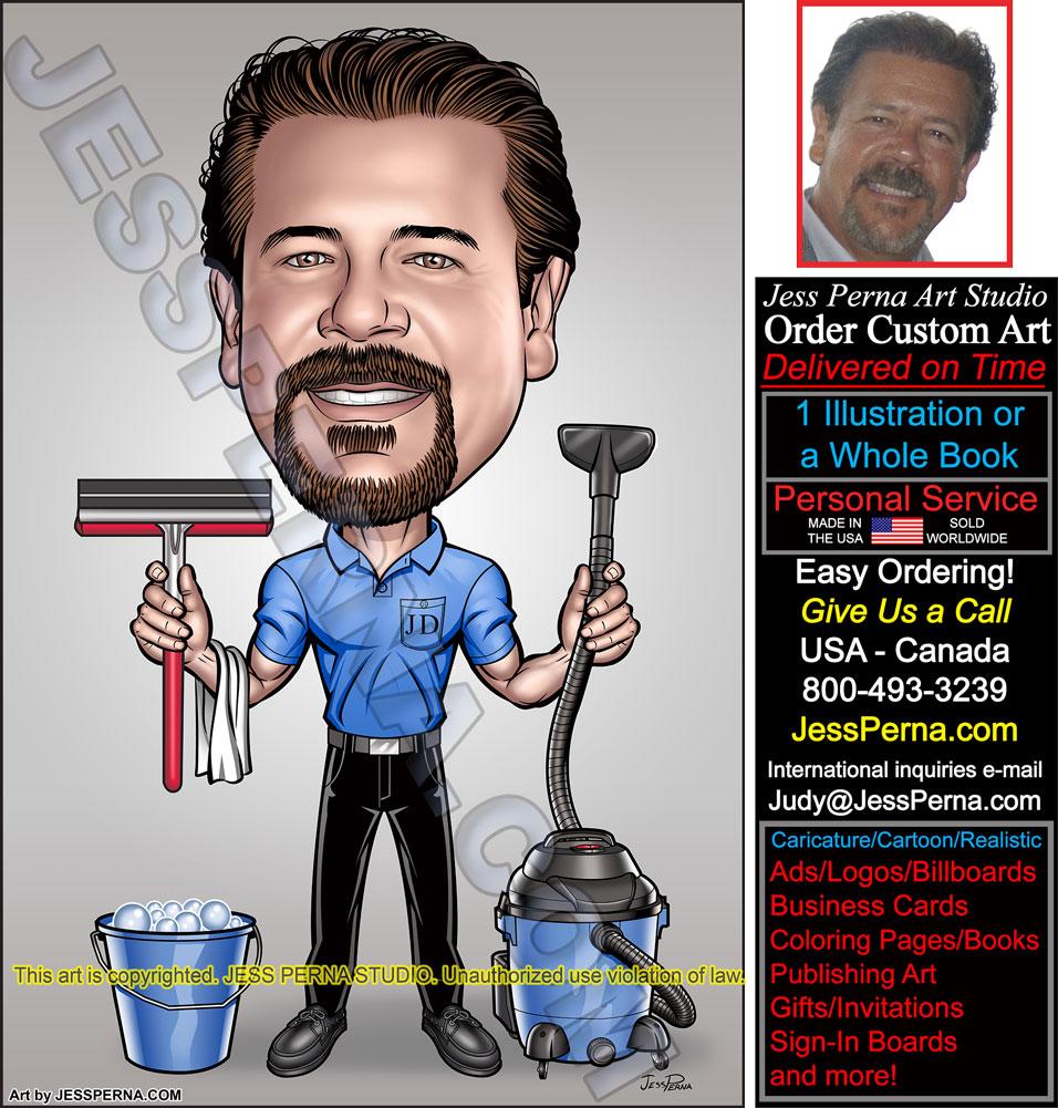 ad cartoons and caricatures freelance american illustrator car