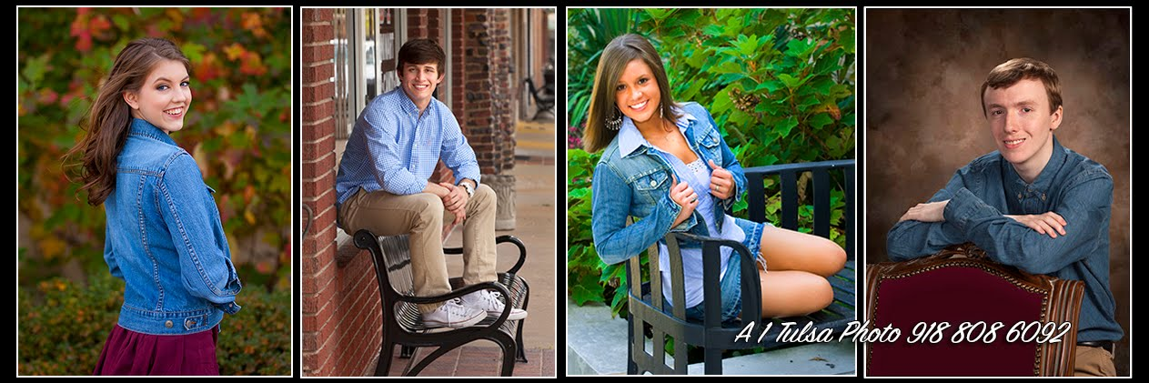 Senior Portrait Photographers Tulsa Oklahoma
