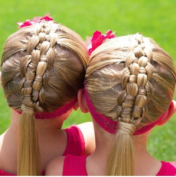 amazing braid hairstyles - barbie