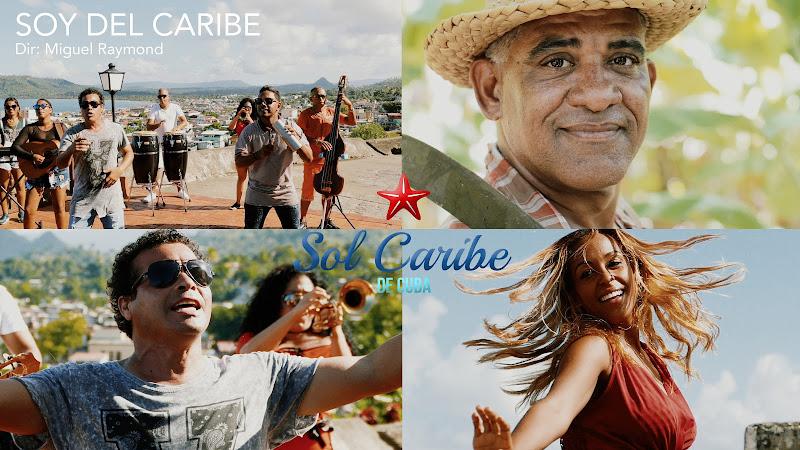 Sol Caribe de Cuba - ¨Soy del Caribe¨ - Videoclip - Dirección: Miguel Raymond. Portal del Vídeo Clip Cubano