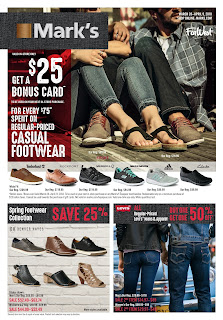 Mark's Work Wearhouse Flyer March 28 - April 9, 2018