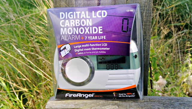 Fire Angel Digital Carbon Monoxide Alarm